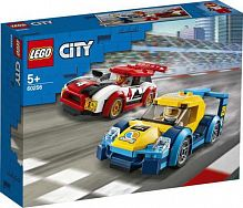 Конструктор LEGO CITY Turbo Wheels Гоночные автомобили